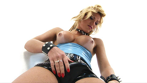trannies in latex Kananda hickman