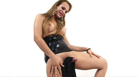 Evellin Rangel  latex shemale video
